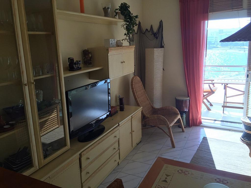 Comedor - Apartamento en venta en Escala, L´ - 221444293