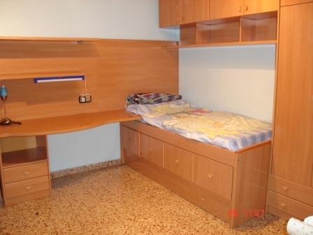 Dormitorio - Piso en alquiler en calle , Sagunto/Sagunt - 120814398
