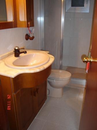 Baño - Piso en alquiler en calle , Sagunto/Sagunt - 120814399