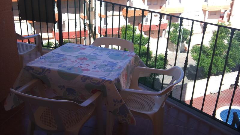 Terraza - Piso en alquiler en calle , Canet d´En Berenguer - 123178400
