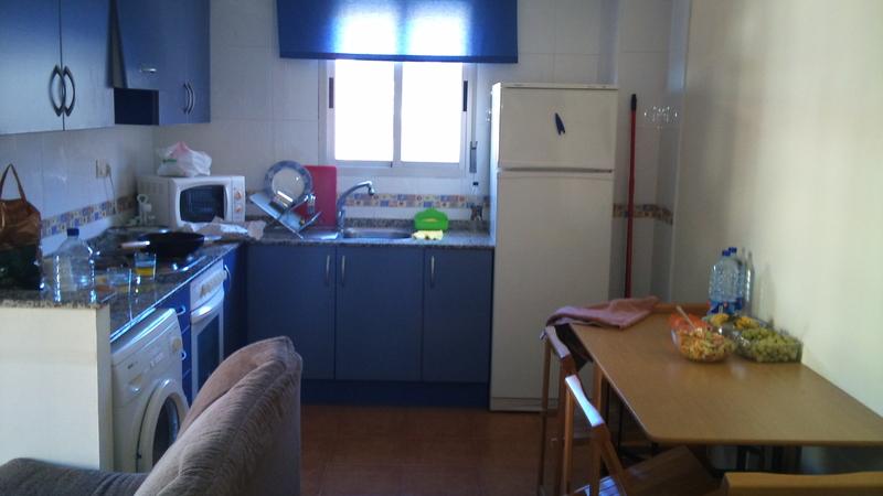 Cocina - Piso en alquiler en calle , Canet d´En Berenguer - 123178413