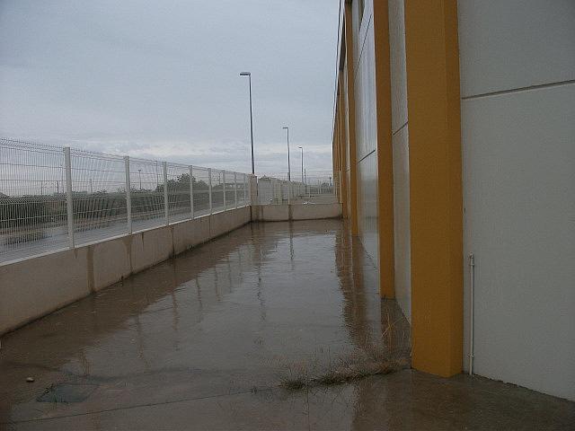 Patio - Nave industrial en alquiler en calle , Quartell - 126349639