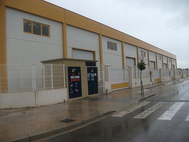 Fachada - Nave industrial en alquiler en calle , Quartell - 126349642