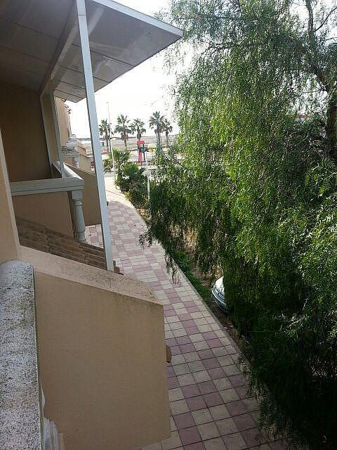 Vistas - Casa adosada en alquiler en calle , Playa de Puzol en Puçol - 129115002