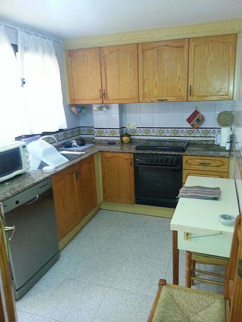 Cocina - Casa adosada en alquiler en calle , Playa de Puzol en Puçol - 129115011