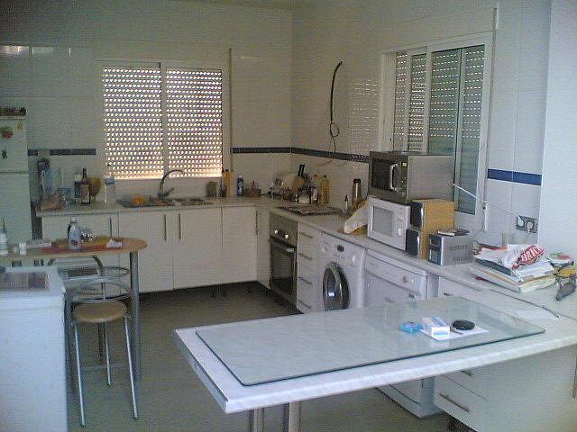 Cocina - Chalet en alquiler opción compra en calle , Gilet - 130055441