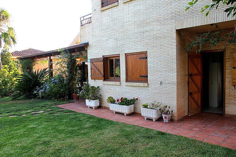 Jardín - Chalet en alquiler en calle , Puçol - 133621317