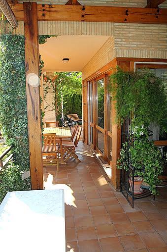 Terraza - Chalet en alquiler en calle , Puçol - 133621321
