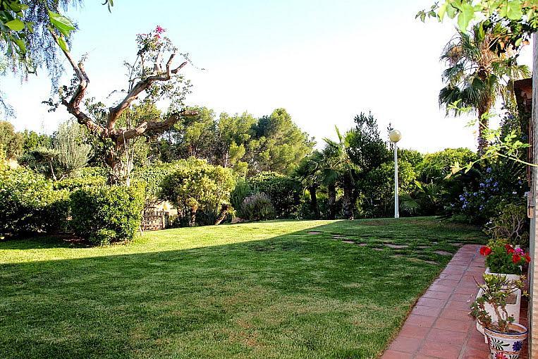 Jardín - Chalet en alquiler en calle , Puçol - 133621324