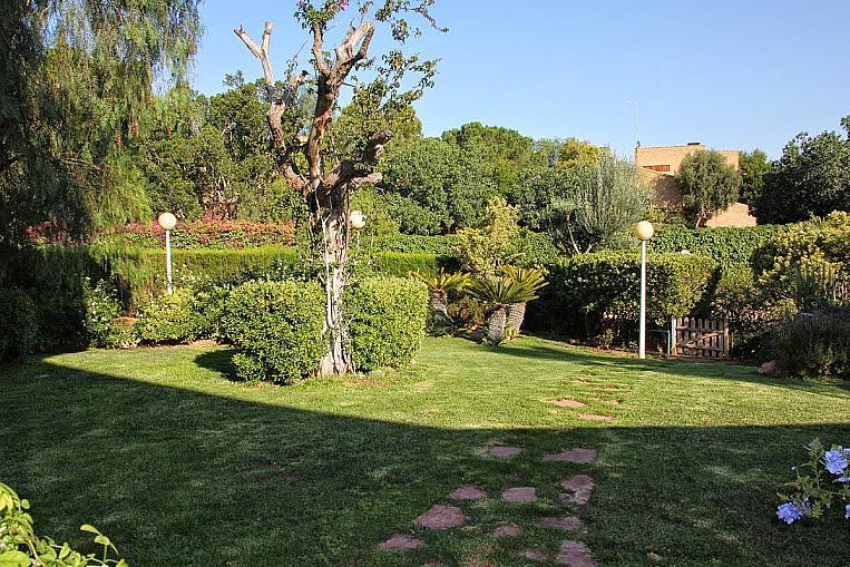 Jardín - Chalet en alquiler en calle , Puçol - 133621327