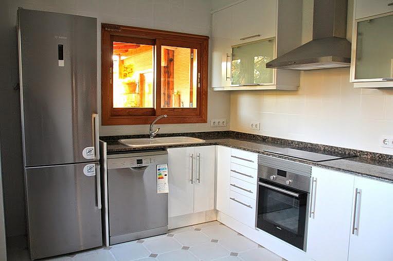 Cocina - Chalet en alquiler en calle , Puçol - 133621328