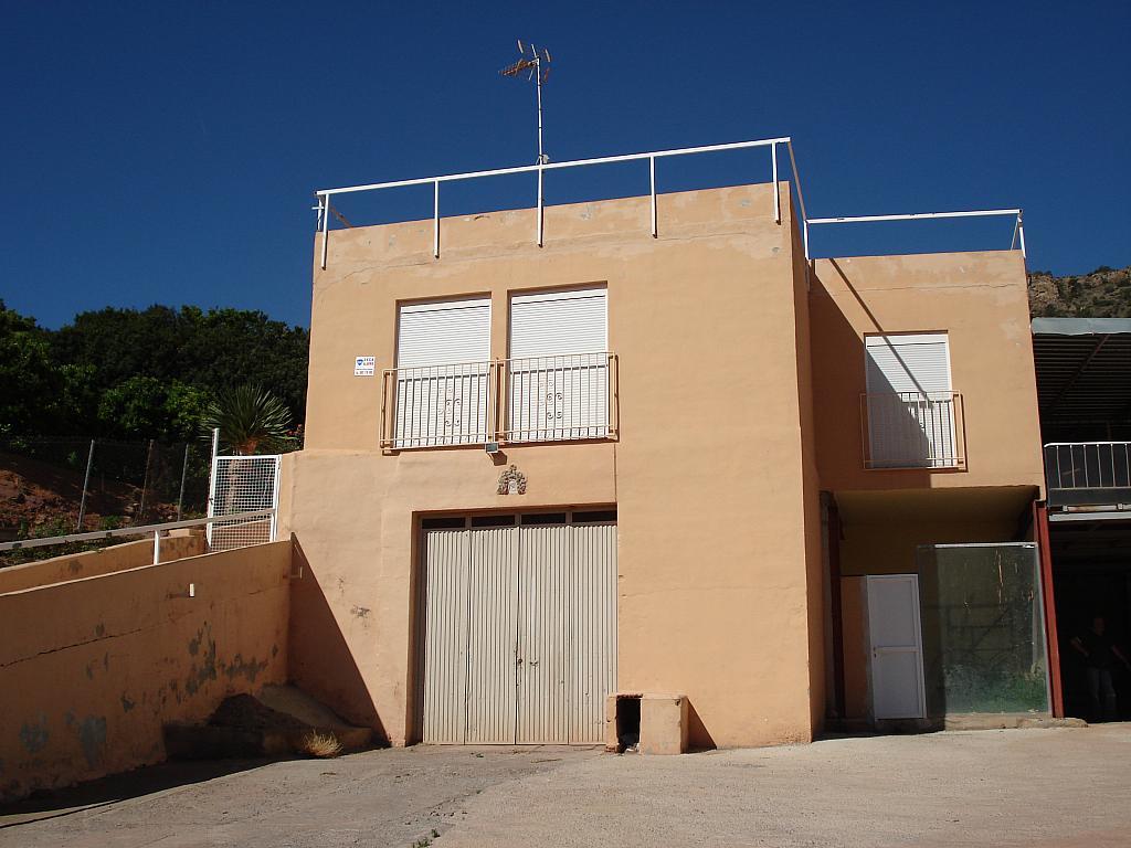 Fachada - Casa rural en alquiler en calle , Sagunto/Sagunt - 138876802