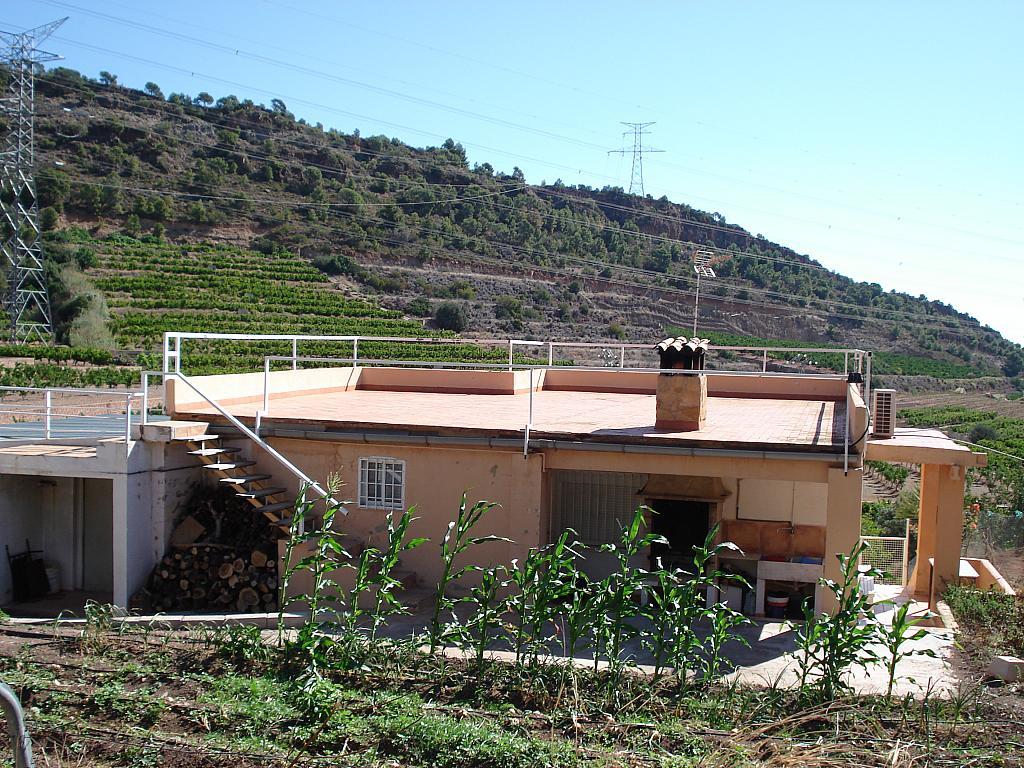 Fachada - Casa rural en alquiler en calle , Sagunto/Sagunt - 138876900