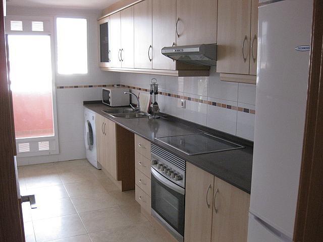 Cocina - Piso en alquiler en calle , Sagunto/Sagunt - 140233758