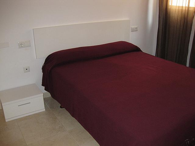 Dormitorio - Piso en alquiler en calle , Sagunto/Sagunt - 140233760