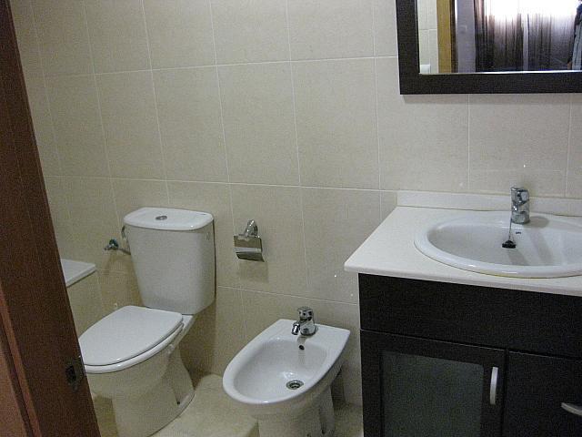 Baño - Piso en alquiler en calle , Sagunto/Sagunt - 140233761
