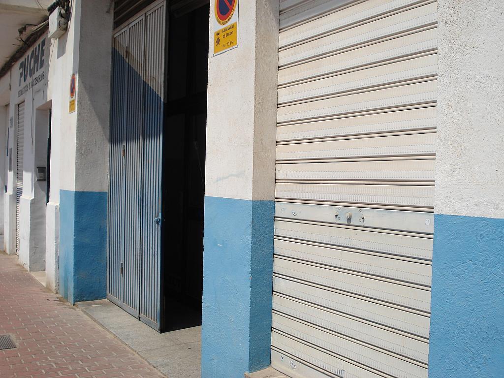 Fachada - Local en alquiler en calle , Sagunto/Sagunt - 140253625