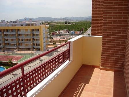 Balcón - Piso en alquiler en calle , Canet d´En Berenguer - 140275142