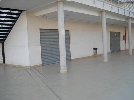 Fachada - Local en alquiler en calle , Puerto de Sagunto - 140280213