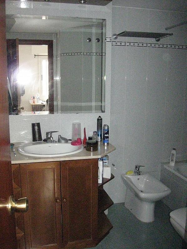 Baño - Piso en alquiler en calle , Valencia - 141832114