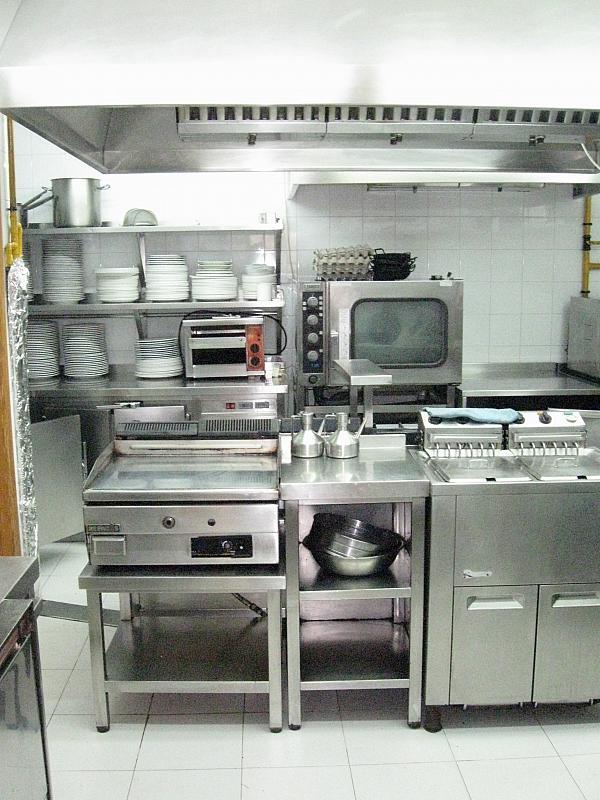 Cocina - Restaurante en alquiler en calle , El Cabanyal- El Canyamelar en Valencia - 142232607