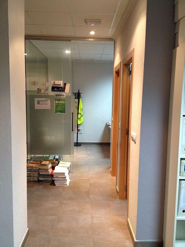Pasillo - Oficina en alquiler en calle , Valencia - 142261185