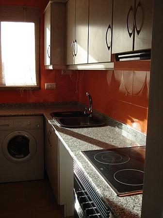 Cocina - Piso en alquiler en calle , Canet d´En Berenguer - 143555673