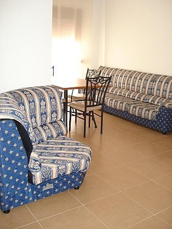 Salón - Piso en alquiler en calle , Canet d´En Berenguer - 143555781