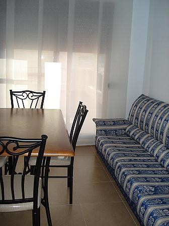 Salón - Piso en alquiler en calle , Canet d´En Berenguer - 143555839