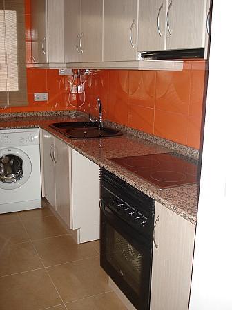 Cocina - Piso en alquiler en calle , Canet d´En Berenguer - 143555845