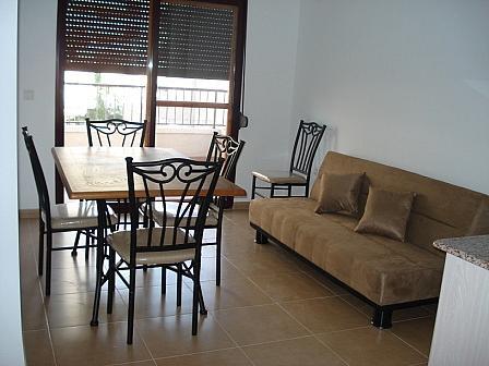 Salón - Piso en alquiler en calle , Canet d´En Berenguer - 143555857