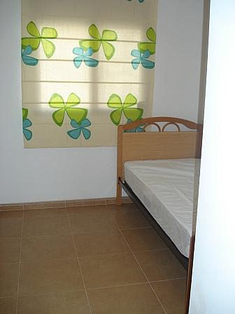 Dormitorio - Piso en alquiler en calle , Canet d´En Berenguer - 143555862