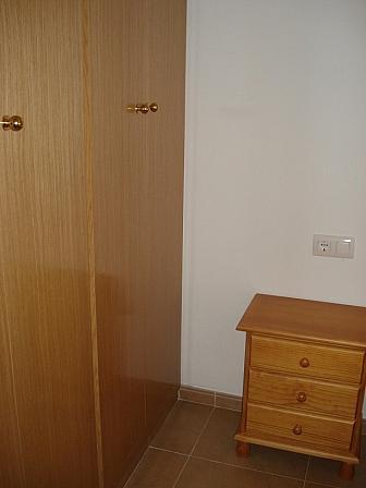 Dormitorio - Piso en alquiler en calle , Canet d´En Berenguer - 143555872