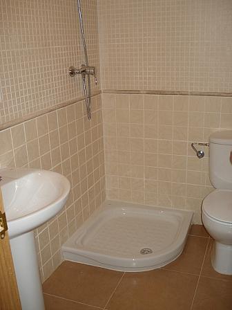 Baño - Piso en alquiler en calle , Canet d´En Berenguer - 143555877