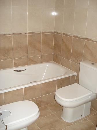 Baño - Piso en alquiler en calle , Canet d´En Berenguer - 143555883
