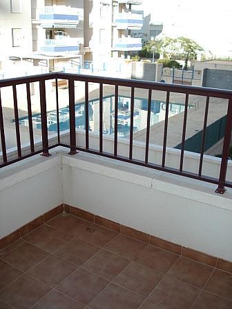 Terraza - Piso en alquiler en calle , Canet d´En Berenguer - 143555884