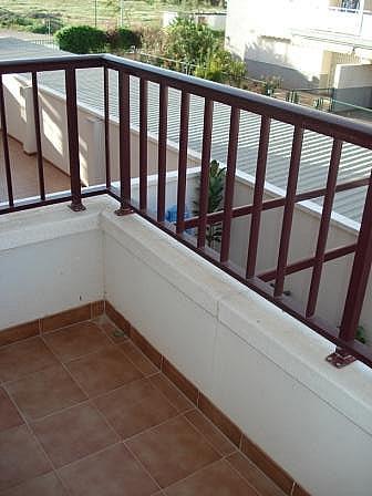 Terraza - Piso en alquiler en calle , Canet d´En Berenguer - 143555891