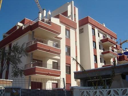Fachada - Piso en alquiler en calle , Canet d´En Berenguer - 143555910