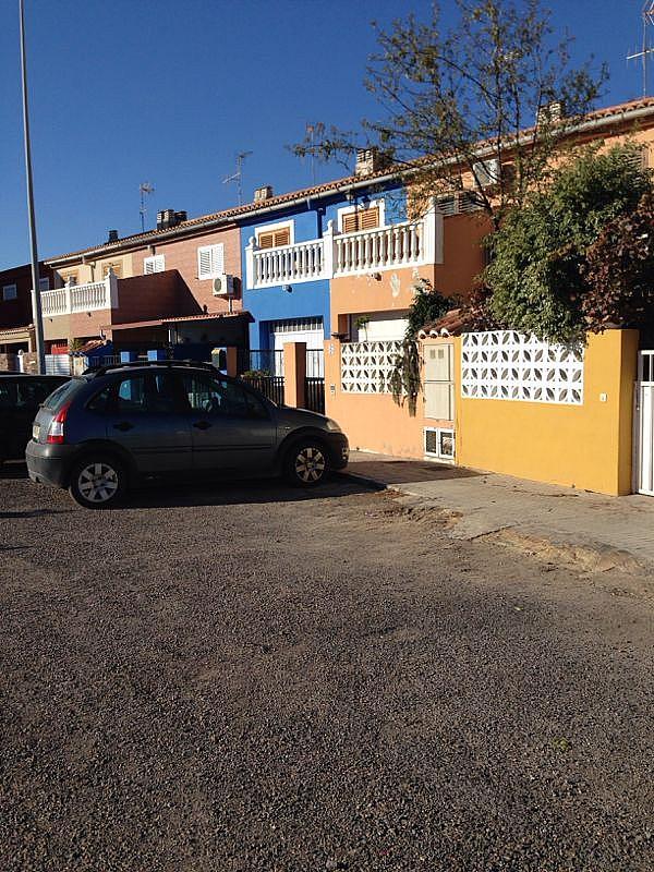 Fachada - Casa adosada en alquiler en calle , Puerto de Sagunto - 148471900