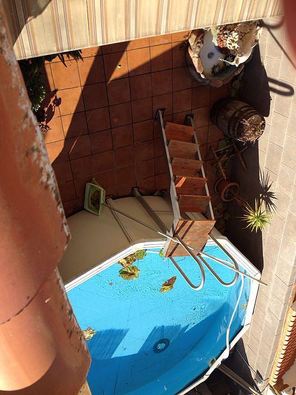 Piscina - Casa adosada en alquiler en calle , Puerto de Sagunto - 148471936