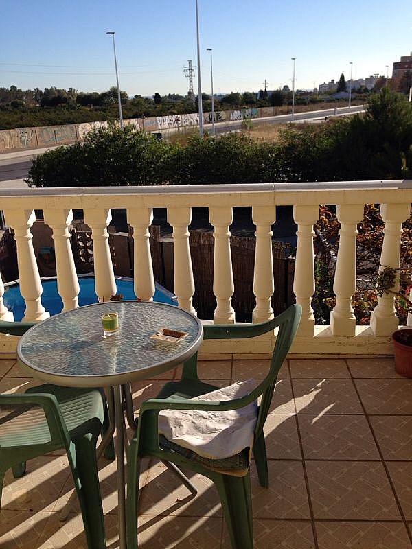 Balcón - Casa adosada en alquiler en calle , Puerto de Sagunto - 148471941