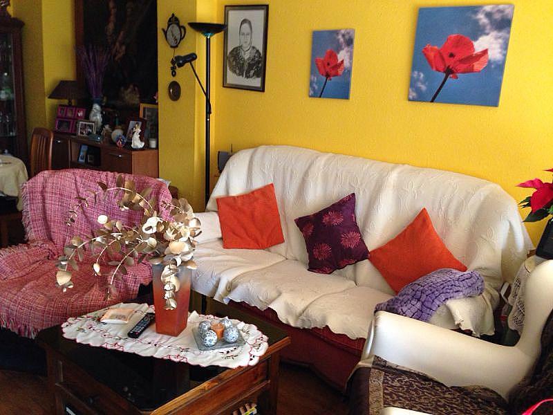 Salón - Casa adosada en alquiler en calle , Puerto de Sagunto - 148471951