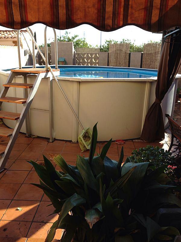 Piscina - Casa adosada en alquiler en calle , Puerto de Sagunto - 148471953