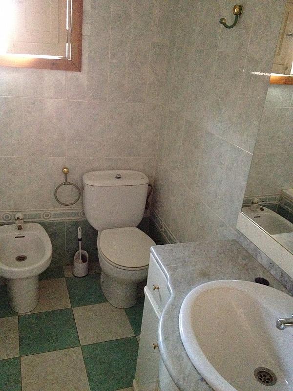 Baño - Piso en alquiler en calle , Gilet - 151428352