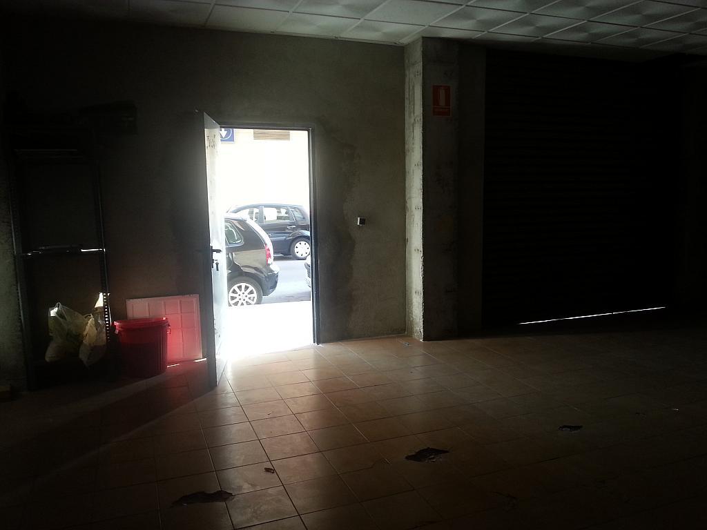 Local comercial en alquiler en calle , Puerto de Sagunto - 155041006