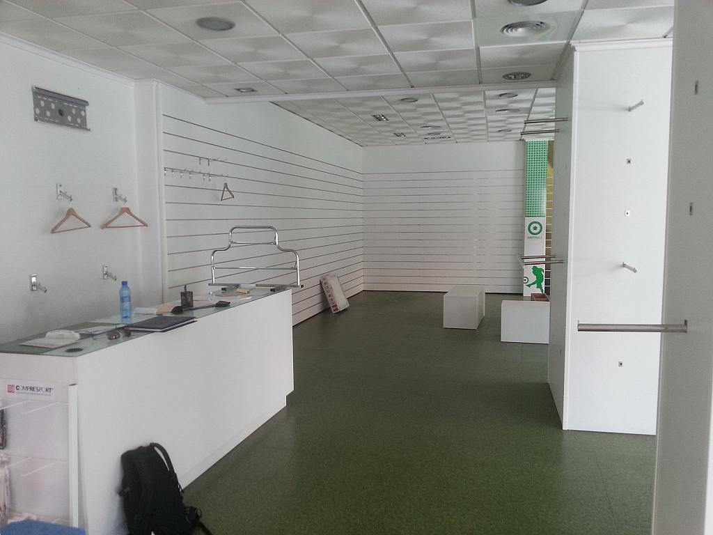 Local comercial en alquiler en calle , Puerto de Sagunto - 155041266