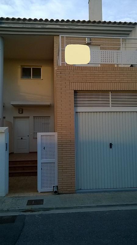 Fachada - Casa adosada en alquiler en calle , Almarda, de (py) - 171583353