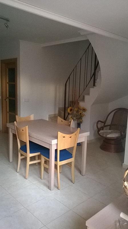 Salón - Casa adosada en alquiler en calle , Almarda, de (py) - 171583374