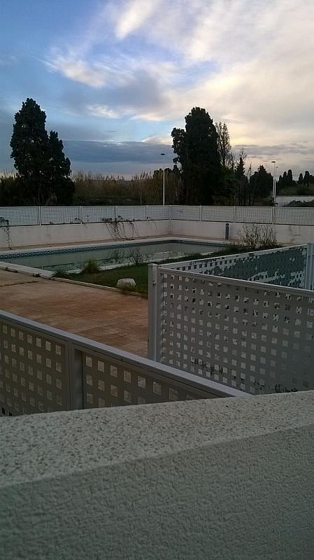 Piscina - Casa adosada en alquiler en calle , Almarda, de (py) - 171583404
