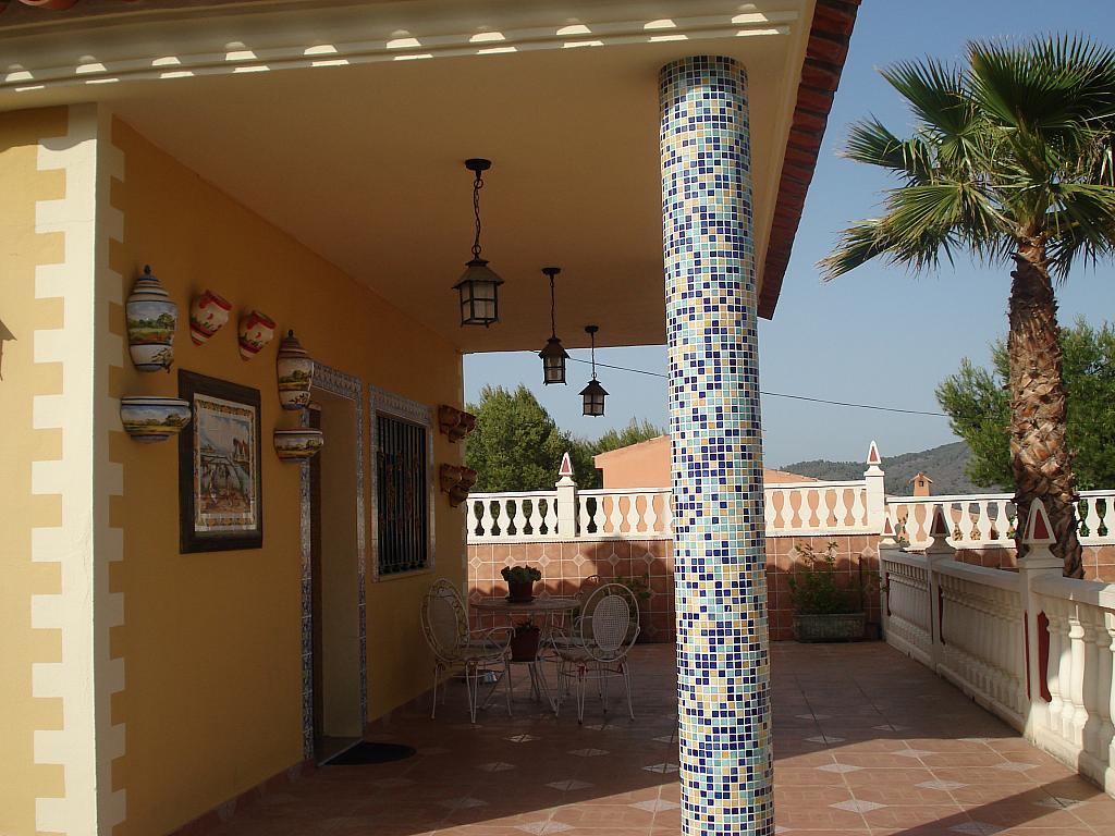 Chalet en alquiler opción compra en calle , Algar de Palancia - 174214657